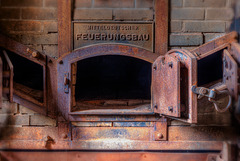 """Louise III"". Europas älteste Brikettfabrik. Briquette Factory Louise. Domsdorf. 201503"
