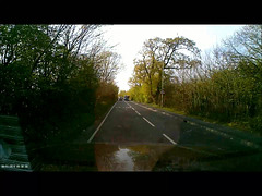 Fire Engine Close Call