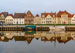 Le village du bonheur......................(Glückstadt .........Deutschtland).