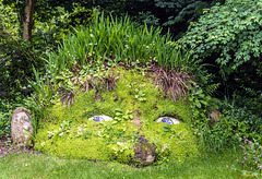 The Lost Gardens of Heligan - The Giant's Head