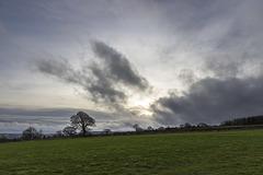 Whirlow Farm cloudscape 1