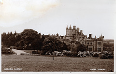 Hoddom Castle, Dumfries and Galloway, Scotland (mostly demolished)