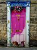 Knaresborough- Trompe l'oeuil Door