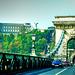Standseilbahn / Kettenbrücke. ©UdoSm