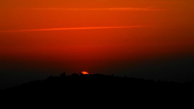 BELFORT; 2015.07.04 Levé du soleil