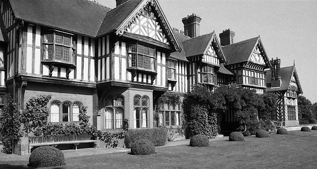 Wightwick Manor House