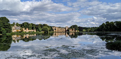 Newstead Abbey Mansfield Nottinghamshire 28th August 2021