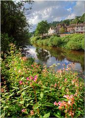 The Severn at Ironbridge