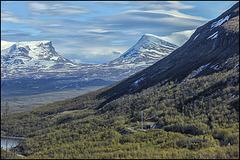 LAPPORTEN - Lap dorr (Laponia)