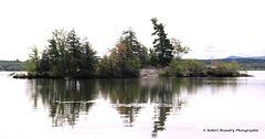 L'île du diable Roxton Pond