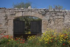 Ruin near Módica