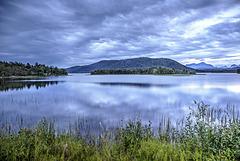 Norway. Hamarøy. Brennvikvatn.  201408 ... ♫ ♪ ♪ ♫
