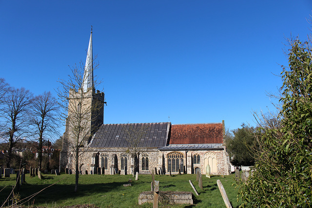 Saint Peter's Church, Yoxford, Suffolk
