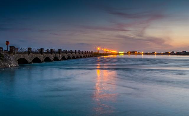 Pont aux XIII Arches