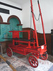 Raby Castle- Horse Drawn Fire Engine