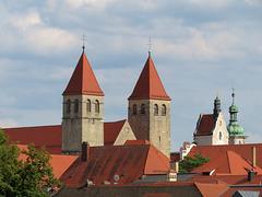 Regensburger Dächer