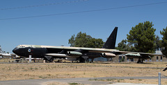 Atwater CA Castle Air Museum B-52D(#0020)