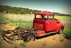 1954 Chevy 3600