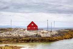 Norway. Hamarøy. Tranoy.  201408 ... ♫ ♪ ♪ ♫