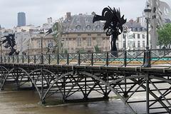 De l'art sur le pont des Arts