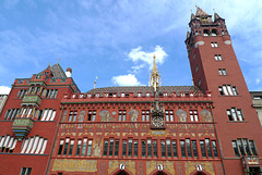 Switzerland - Basel, town hall