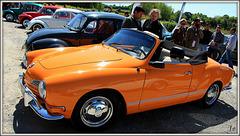 ** Exposition Volkswagen le Mans **