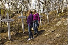 Rallarkyrkogården - Rallar Cemitery