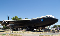 Atwater CA Castle Air Museum B-52D(#0024)