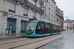 BESANCON: Quai B er C de la gare Viotte