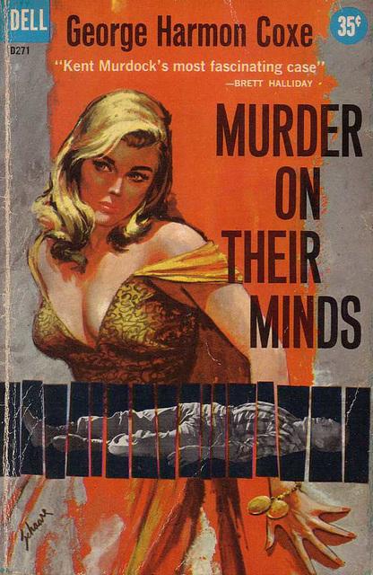George Harmon Coxe - Murder on Their Minds