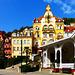 CZ - Karlovy Vary - Market Colonnade