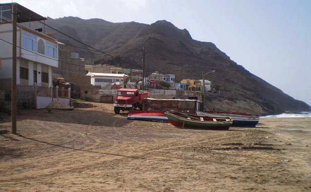 São Pedro - fishing village.