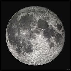 Super Lune du 15-11-2016 à minuit !