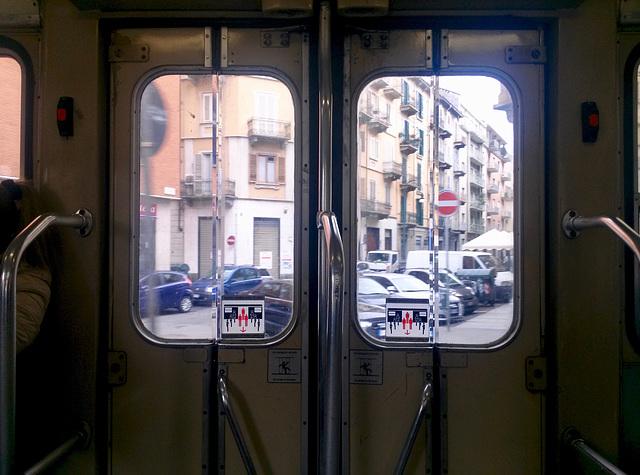 Turin 2017 – Closed doors
