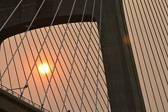 Sunrise in Town