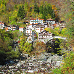 Valsesia -  Cravagliana , fraz. Grassura