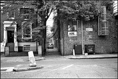 Orphans Yard, Barrington Road, Brixton SW9.