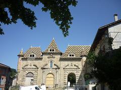 Saint Antoine l'Abbaye Isère