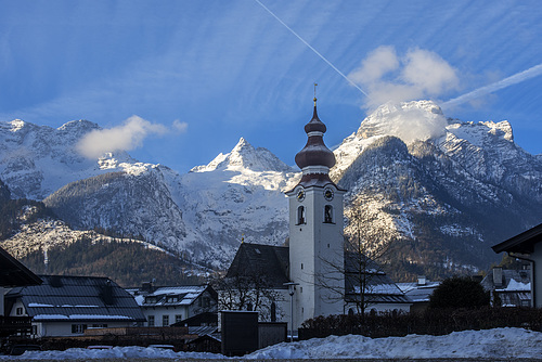 Parish Church of Lofer (Austria)