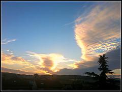Nubecillas del alba, 2