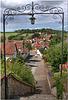 Kersey, Suffolk from Church Hill