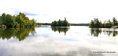 Le lac de Roxton Pond