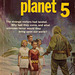 Murray Leinster - Four from Planet 5