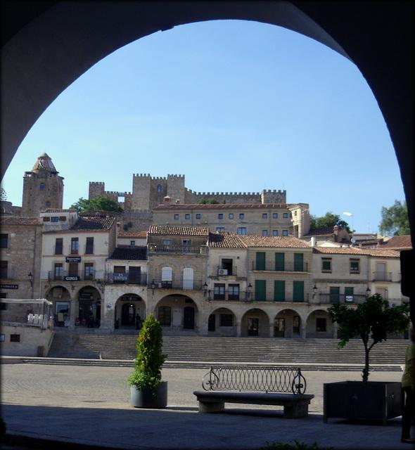 Plaza Mayor, Trujillo,