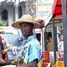 Le coupeur de canne à sucre, portrait, Saint-François le 01 03 20