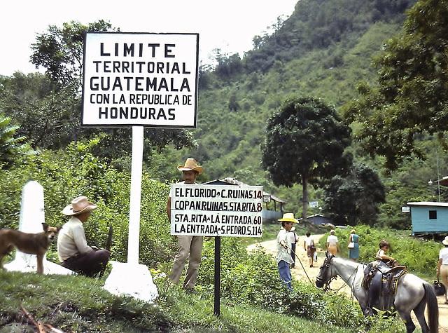 Guatemala (GUA) Juillet 1979. (Diapositive numérisée).