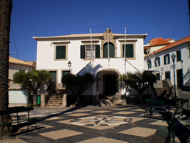 Ancient Town Hall.