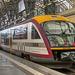 Desiro (642 846) der VVO (Verkehrsverbund Oberelbe) in Dresden Haptbahnhof