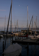 Staad Harbour / Staader Hafen