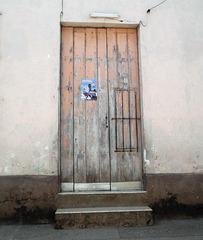 Porte papale / Portão papal